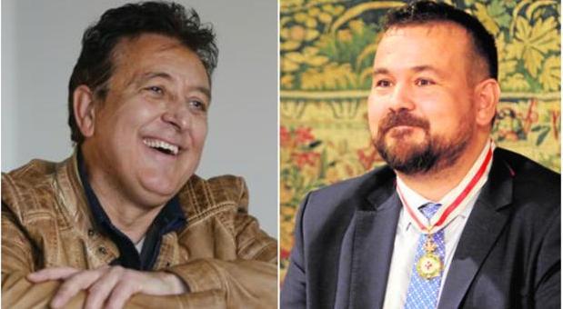 Manolo García y Juan Ramón Amores serán reconocidos con la medalla de oro en el Dia de la Región