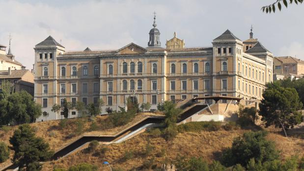 Edificio de la Diputación Provincial de Toledo