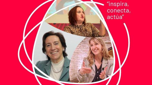 Victoria Prego, Montse Guardia y Sofía Balsalobre, ponentes del foro de Suma-AEPA