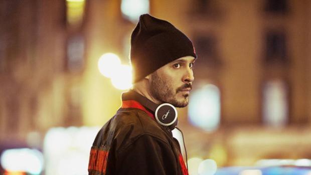 El cantante de rap «Lírico»