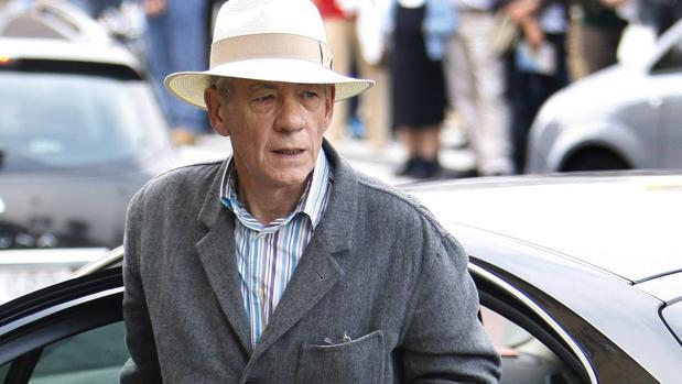 El actor británico en el 2009