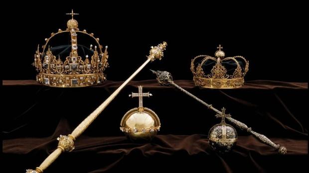 Las joyas de la monarquía sueca