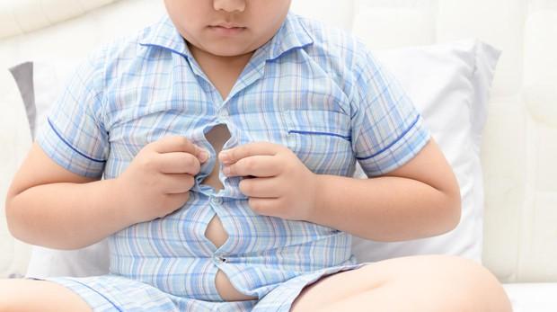 La obesidad infantil y juvenil ha crecido.