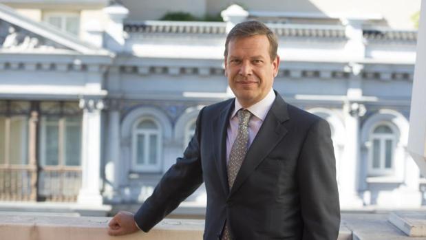 Alberto San Juan, director general de la Familia y el Menor de la Comunidad de Madrid