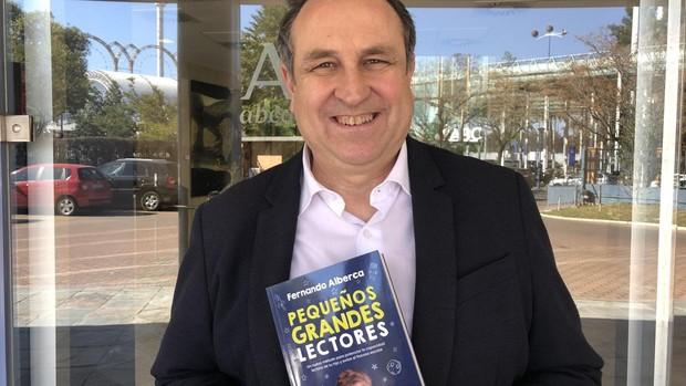 Fernando Alberca, autor de «Pequeños grandes lectores»