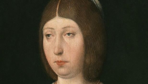 Isabel la Católica, de autor anónimo (c. 1490)