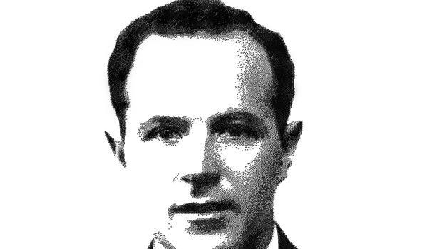 Foto sacada en 1957 del ex guardia de las SS Jakiw Palij