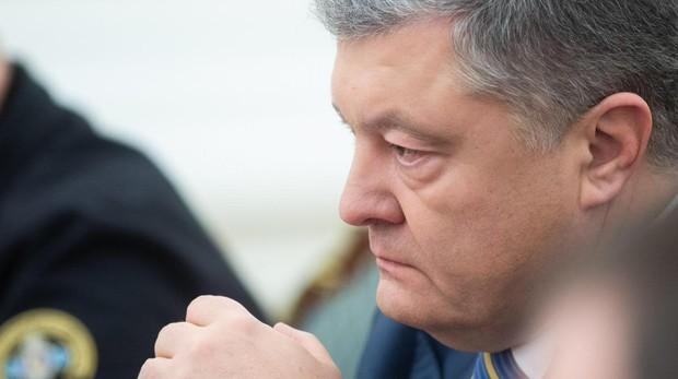 El presidente de Ucrania, Piotr Poroshenko