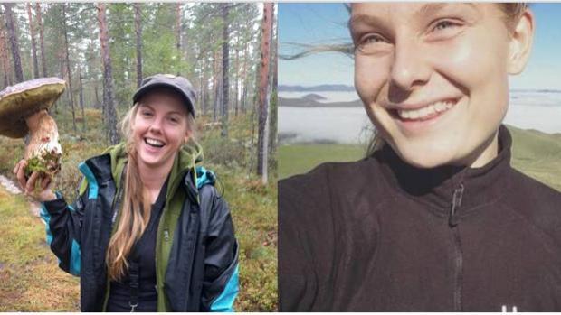 Maren Ueland, de 28, y Louisa Vesterager Jespersen, de 24 años
