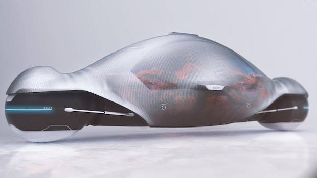 Un coche que conecta con el usuario y ofrece soluciones para la movilidad del futuro