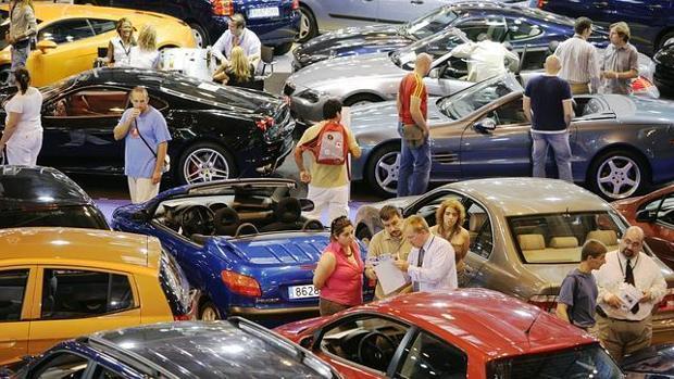 El mercado de coches usados no deja de crecer