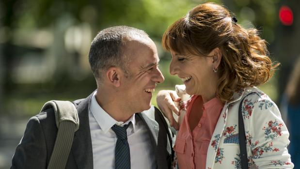 Malena Alterio y Javier Gutiérrez protagonizan «Vergüenza»