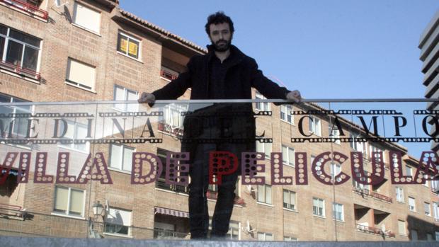 Rodrigo Sorogoyen, en el Festival de Cine de Medina del Campo