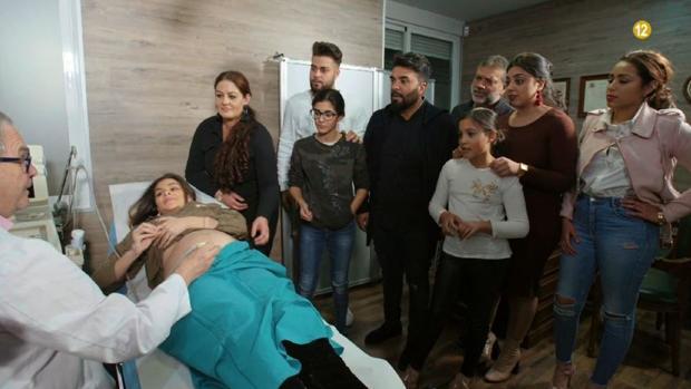 «El embarazo de la Rebe», el nuevo programa de Cuatro para su 'prime-time' del viernes