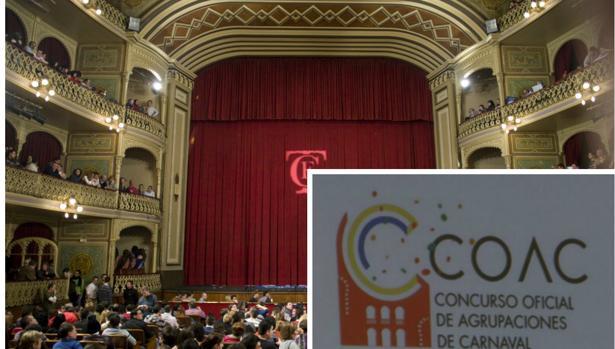 Presentación de la imagen gráfica del Concurso Oficial de Agrupaciones del Carnaval de Cádiz