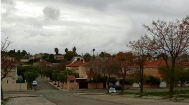 Soto Alto es una de las urbanizaciones de la barriada de Simón Verde donde se han producido robos en viviendas