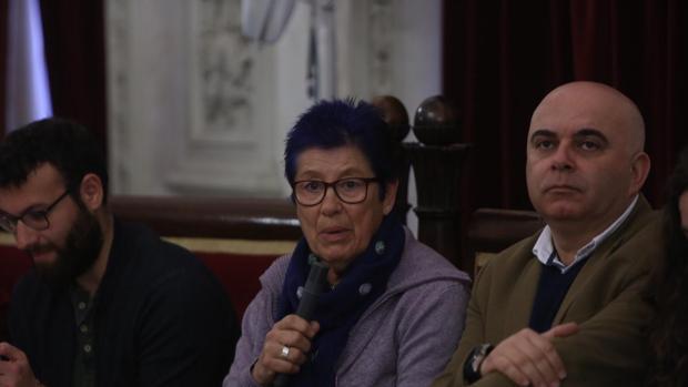 La concejal de la Mujer, Ana Camelo.