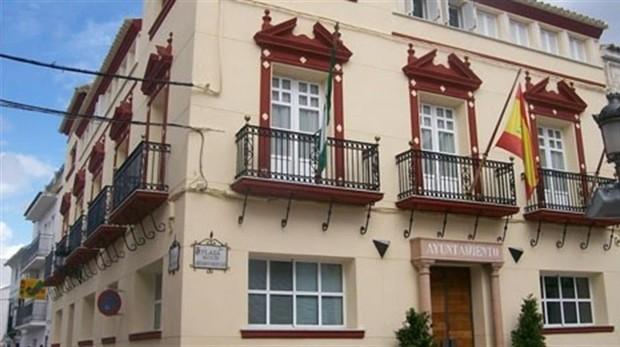 Imagen del ayuntamiento de Casariche