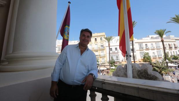 Ignacio Romaní será el nuevo director de la AVRA en Cádiz.