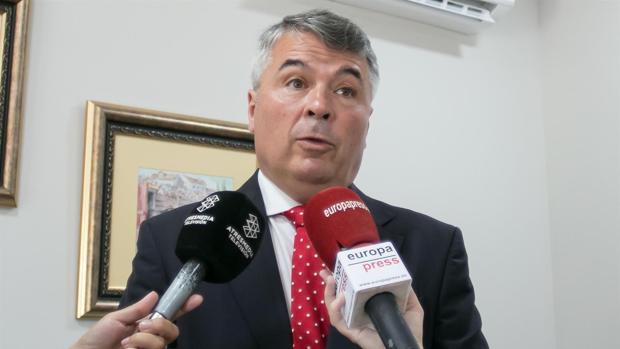 El abogado defensor de los cinco condenados de 'La Manada', Agustín Martínez