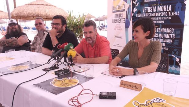 Rueda de prensa de presentación del festival 'No Sin Música'