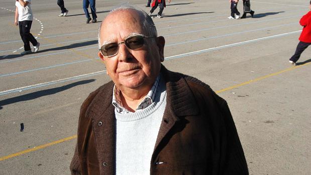El padre Luis Castro en una imagen de archivo