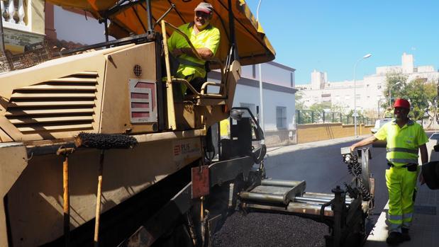Entre las inversiones proyectadas está el asfaltado de 17.440 metros de calles de la ciudad