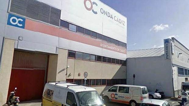 Imagen de archivo de las instalaciones de Onda Cádiz.