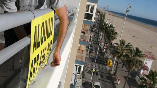 El estudio plantea que en el peor de los casos el 41% de los pisos turísticos sean irregulares.