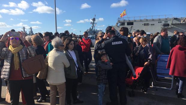 Operación Atalanta: la fragata Victoria parte de Rota