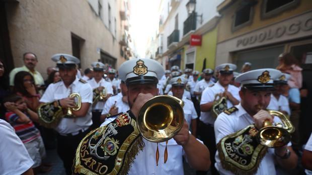 El esperado regreso de las marchas procesionales