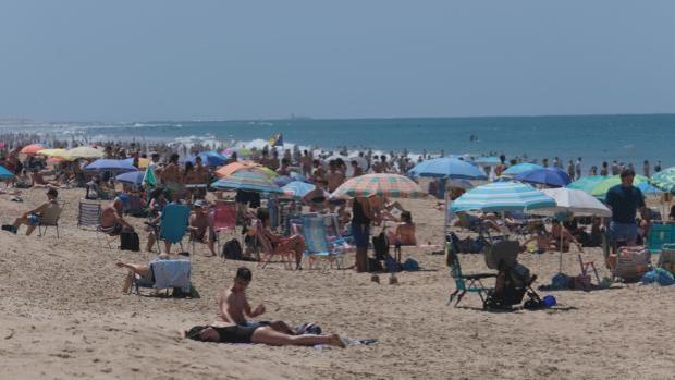 La provincia registró en agosto la temperatura más baja de Andalucía con 25 grados de media