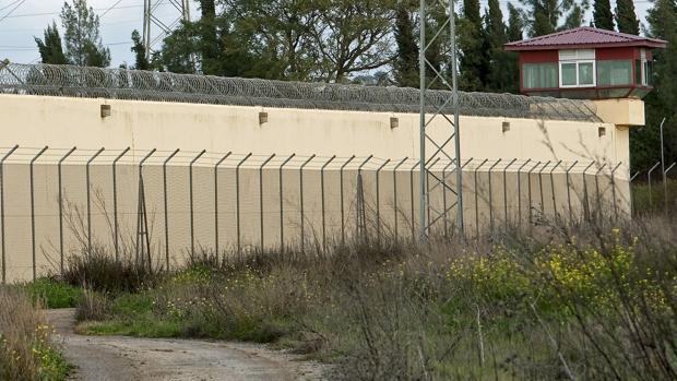 Perímetro exterior de la prisión de Sevilla I