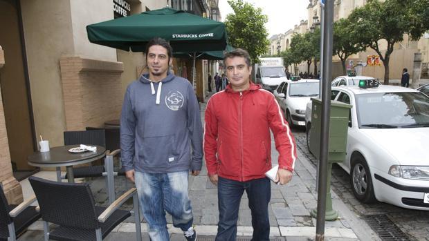 Pepe Begines y Carmona