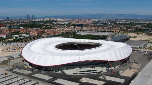 El Metropolitano, un estadio que ha recibido múltiples elogios