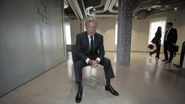 El directivo publicitario más influyente del mundo, Martin Sorrell