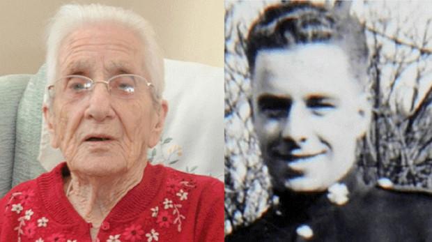 Bill Walker le propuso matrimonio a Phyllis Ponting antes irse a la guerra. Ella le envió una carta aceptando el enlace, pero él nunca respondió