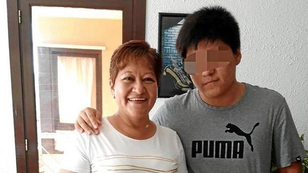Gloria Francisca, asesinada en su casa de Palma de Mallorca, junto a su hijo de 16 años, sospechoso del asesinato