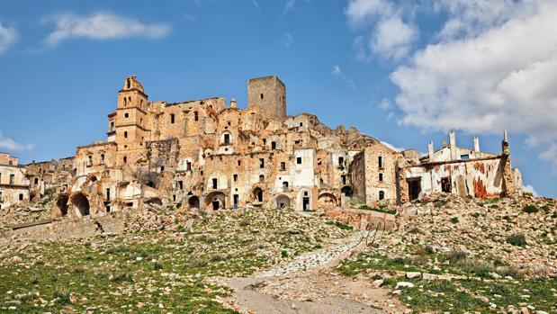 Craco, Matera (Italia)